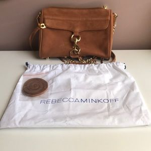 Rebecca minkoff purse - brown